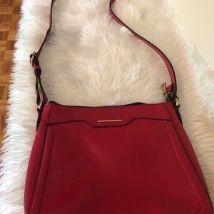 UNITED BENETTON red crossbody bag